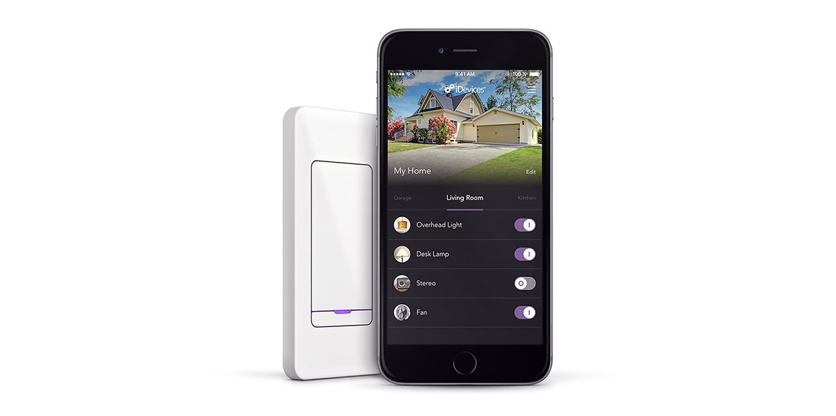 iDevices News, Add Wireless, Remote Smart Home Control Anywhere with the Intelligently-Designed iDevices® Instant Switch™