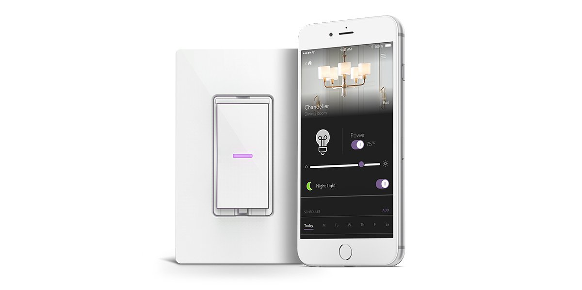 iDevices News, iDevices® Further Strengthens its Smart Home Solutions Platform with the iDevices Dimmer Switch