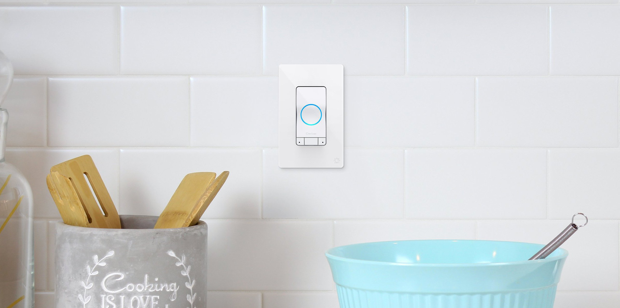 iDevices News, iDevices® Announces the Availability of Instinct™, the Smart Light Switch with Alexa Built-in