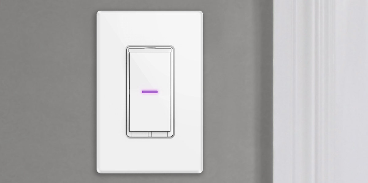 iDevices® Announces the Availability of Instinct™, the Smart Light Switch with Alexa Built-in